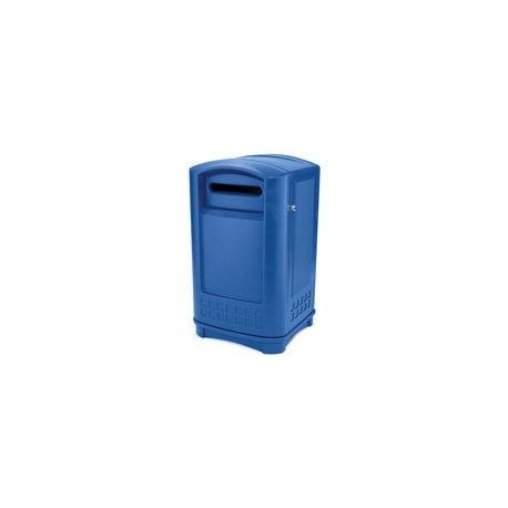 Contenedor Plaza para Reciclaje de Papel capacidad 189.3 lts