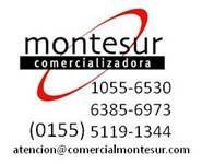 Comercial Montesur / Botes de Basura